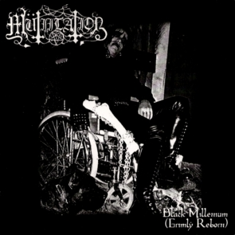Mütiilation - Black Millenium (Grimly Reborn) - CD