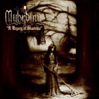 Myhrding - A Legacy of Shadows - CD
