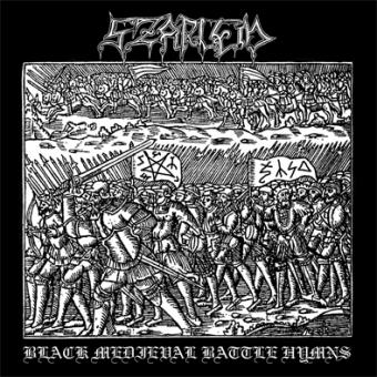 Szarlem - Black Medieval Battle Hymns - LP