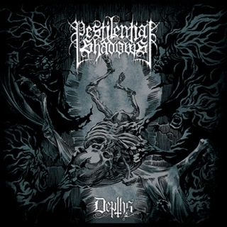 Pestilential Shadows - Depths - CD
