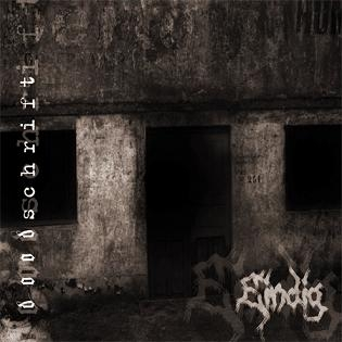 Eindig - Doodschrift - CD