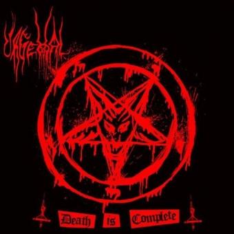 Urgehal - Death Is Complete - EP