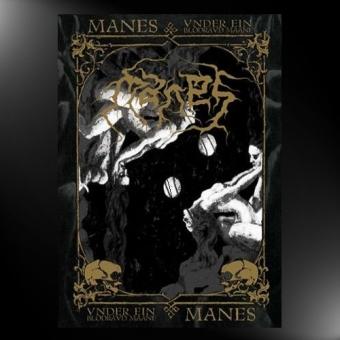 Manes - Under ein Blodraud Maane - A5-DigiCD