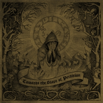 Blaze of Perdition - Towards the Blaze of Perdition - CD