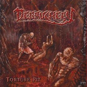 Debauchery - Torture Pit - DigiCD+DVD