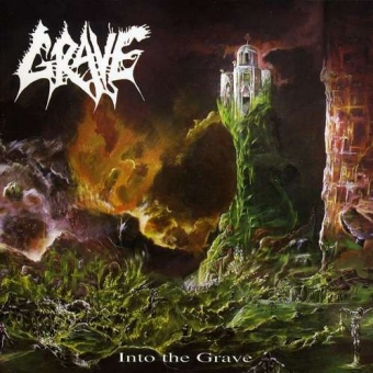Grave - Into the Grave (+Bonus) - CD
