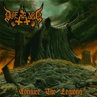 Die Hard - Conjure the Legions - CD