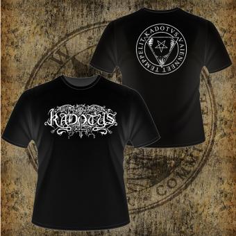 Kadotus - Vaienneet Temppelit - T-Shirt