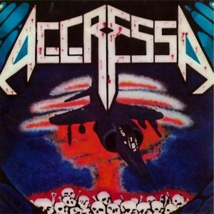 Aggressa - Nuclear Death + Demo - LP
