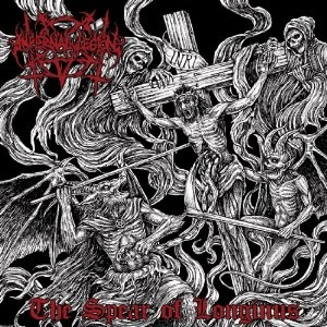 Infernal Legion - The Spear of Longinus - CD