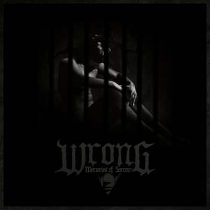 Wrong - Memories of Sorrow - CD