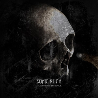 Sonic Reign - Monument in Black - CD