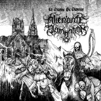 Alienante Damnation - Le Chantre du Charnier - LP