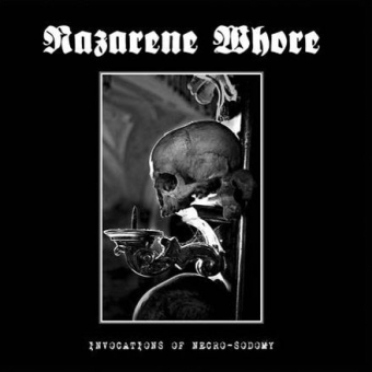 Nazarene Whore / Nocturnal Evil - Split-EP