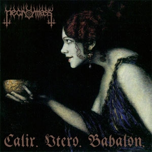 Necromass - Calix. Utero. Babalon - CD