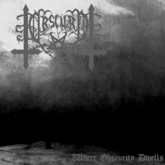 Obscuro - Where Obscurity Dwells - CD