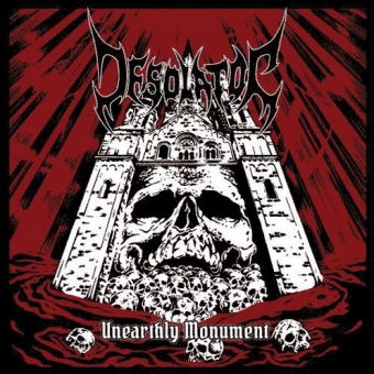 Desolator - Unearthly Monument - CD