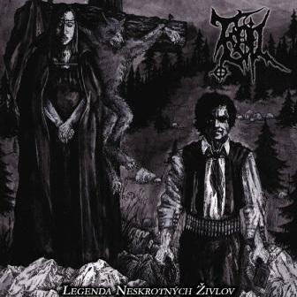 Evil - Legenda neskrotných ¸ivlov - CD