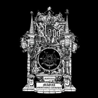 Plaga - Magia gwiezdnej entropii - CD
