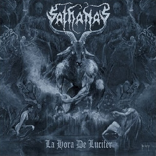 Sathanas - La Hora de Lucifer - CD