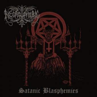 Necrophobic - Satanic Blasphemies - CD