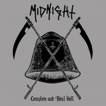 Midnight - Complete and Total Hell - CD