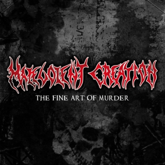 Malevolent Creation - The Fine Art of Murder - CD