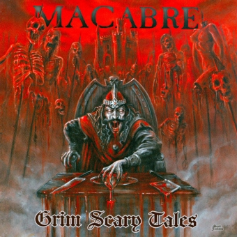 Macabre - Grim Scary Tales - DigiCD