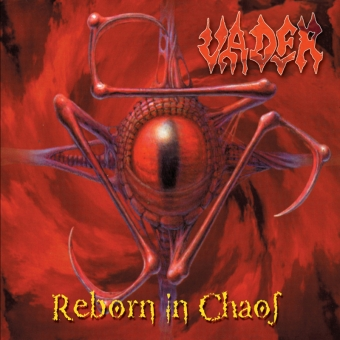 Vader - Reborn in Chaos - CD