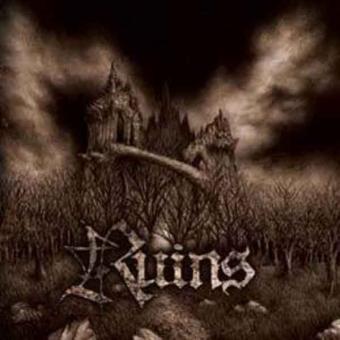 Ruins - Spun Forth as Dark Nets - CD