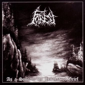 Forest - As a Song in the Harvest of Grief - CD