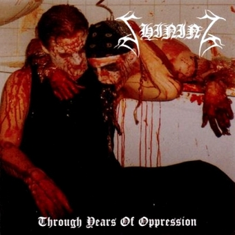 Shining - Through Years of Oppression - CD