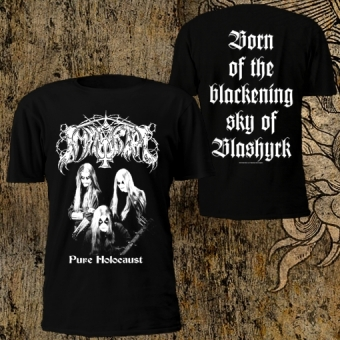 Immortal - Pure Holocaust  - T-Shirt