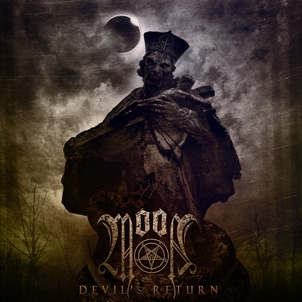 Moon - Devils Return - Digi-DCD