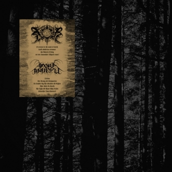 Xasthur / Angra Mainyu - Split-LP
