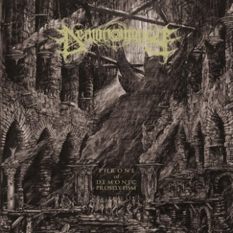 Demonomancy - Throne of Demonic Proselytism - CD