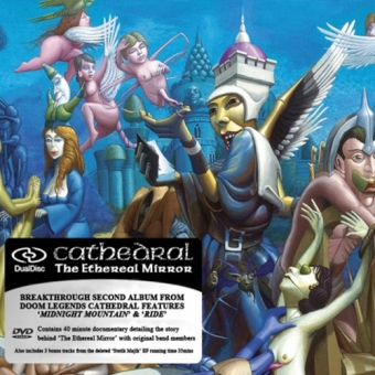Cathedral - The Ethereal Mirror - DigiCD+DVD