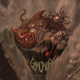 Gorephilia - Embodiment of Death - CD