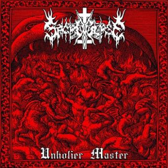 Sacrocurse - Unholier Master - LP