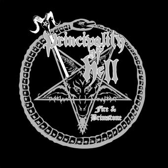 Principality of Hell - Fire & Brimstone -  CD