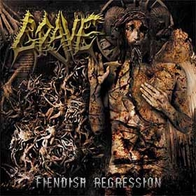 Grave - Fiendish Regression - CD