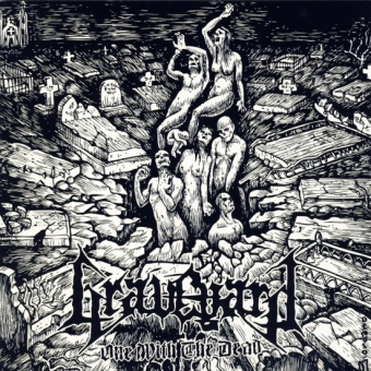 Graveyard - One with the Dead - CD