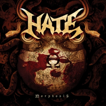 Hate - Morphosis - LP