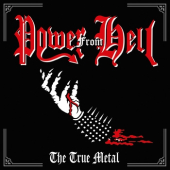 Power from Hell - The True Metal - CD