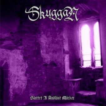 Skuggan - Slottet i ändlöst mörker - CD