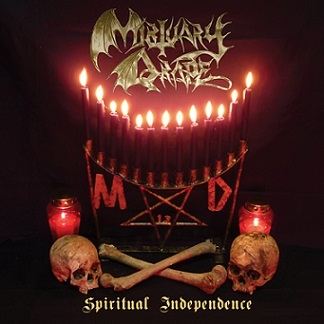 Mortuary Drape - Spiritual Independence - DigiCD