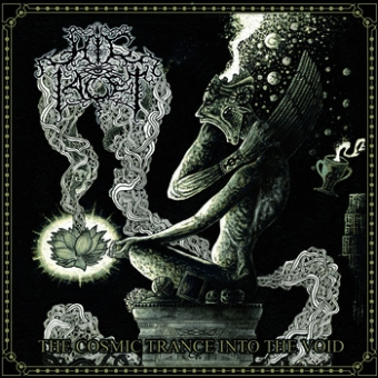 Hic Iacet - The Cosmic Trance into the Void - DigiCD