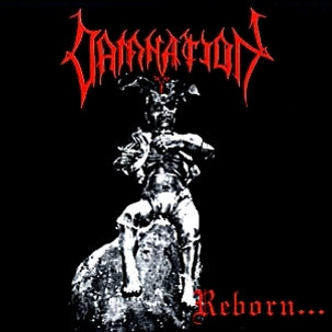 Damnation - Reborn - CD