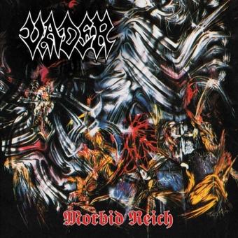 Vader - Morbid Reich - DigiCD