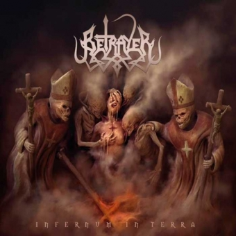 Betrayer - Infernum in Terra - DigiCD